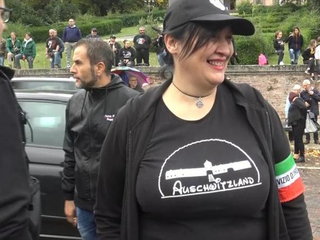 """Auschwitzland"" t-shirt prompts parliamentary question"