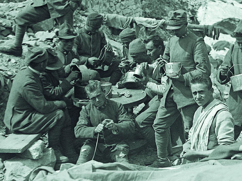 Sergio Mattarella E La Grande Guerra La Lezione Del 1918