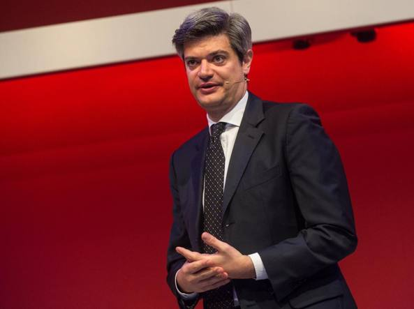 Marco Sesana, country manager e ceo Generali Italia e Global Business Lines