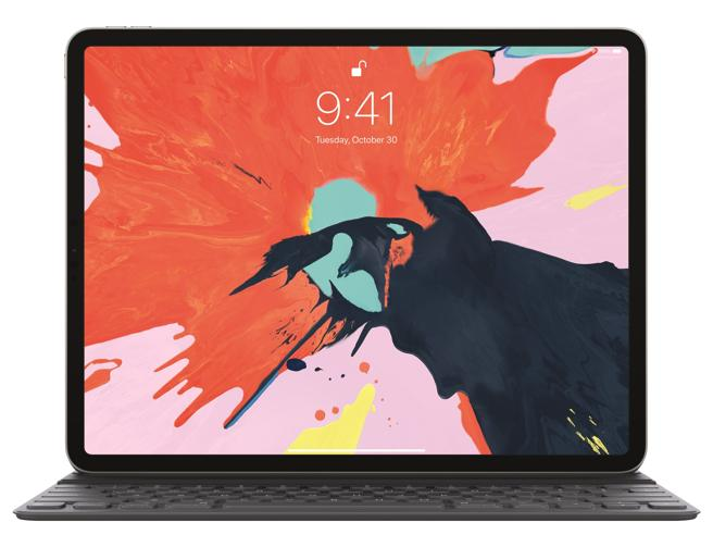 Puoi collegare una tastiera a un iPad