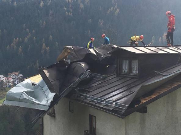 Maltempo, tra i resistenti del Bellunese: «Che rovina, senza turisti siamo finiti»