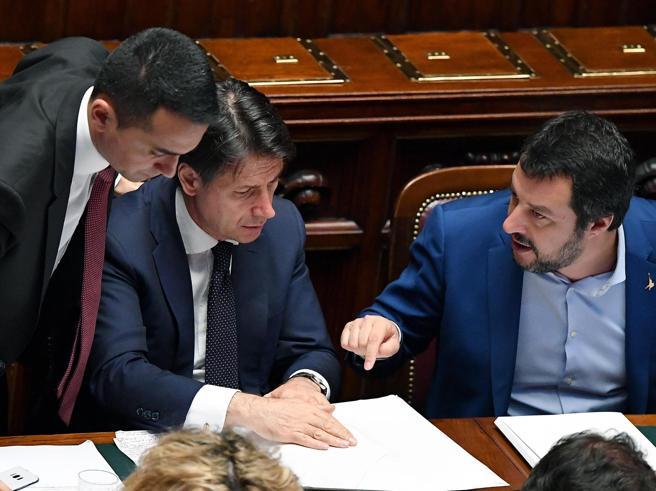 Prescrizione, vertice Salvini-Di Maio: «C'è la quadra, ma solo con tempi certi» I sospetti su chi vuole staccare la spina