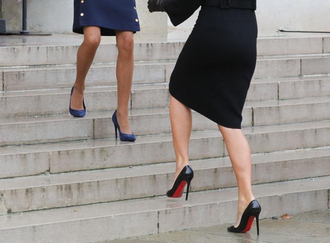 Melania Trump e la lezione del tacco 12 centimetri in otto punti