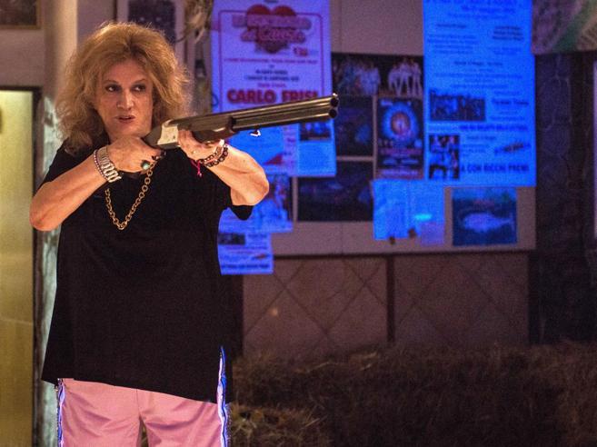 Iva Zanicchi:  «Con fucile e frustadivento cattiva»