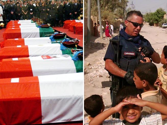 Marco, figlio di un carabiniere morto a Nassiriya: «A scuola scoprii che papà era morto». 15 anni fa la strage