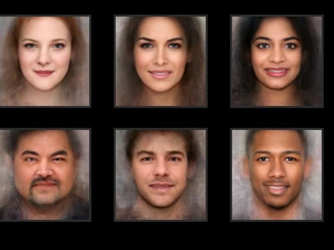 Come il computer vede il nostro viso e lo trasforma in quello di una star