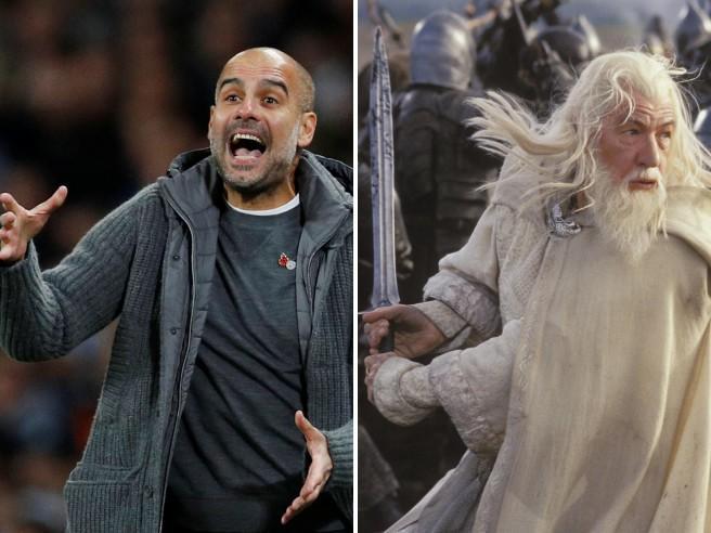 Il gol del City dopo 44 tocchi? Per capirlo guardate le battaglie del film «Il Signore degli anelli»