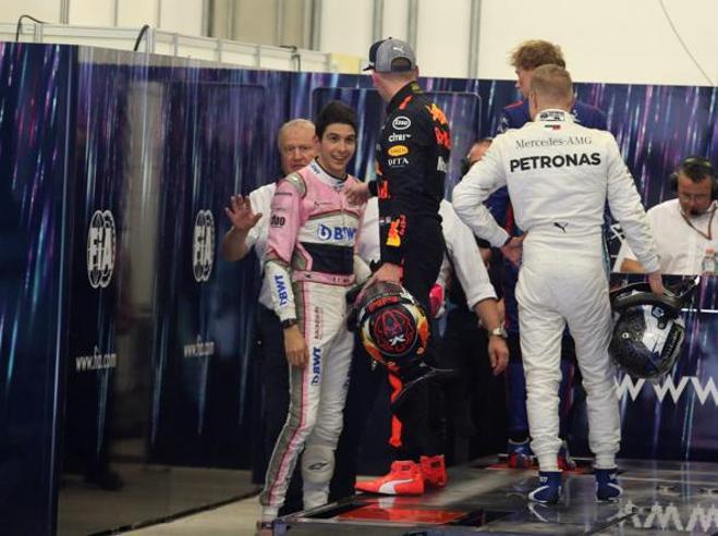 Verstappen contro Ocon: da Piquet a Schumacher e Senna,  le risse più famose in F1
