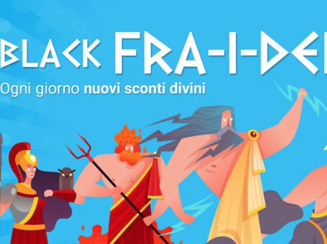 Il Black Friday 2018 di Monclick