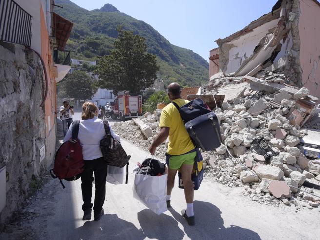 Condono edilizio a Ischia,  maggioranza battuta in Senato su