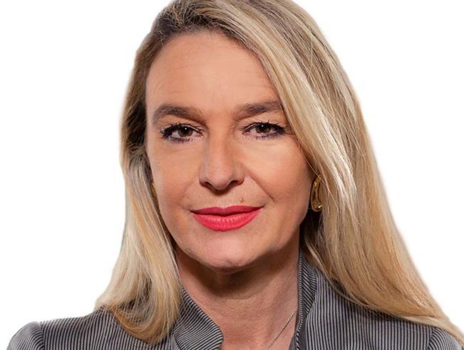 Stefania Pucciarelli, la leghista anti rom, a capo della Com