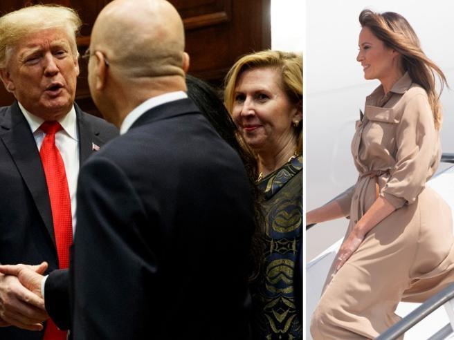 Usa, la  vice di Bolton criticata da Melania lascia la Casa Bianca