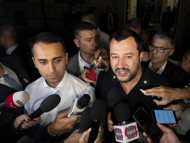 Salvini «allibito» dai toni di Di Maio sugli inceneritori «Servono». «Una ceppa»