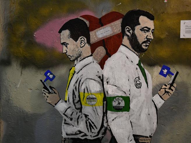 Scontro Salvini Di Maio sugli  inceneritori: «Sì, servono» «