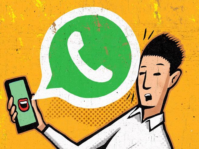 WhatsApp, il galateo per i messaggi vocali