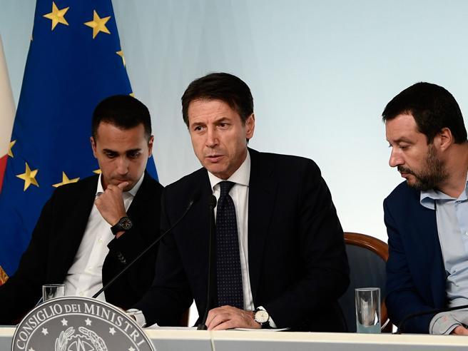 La battaglia  degli inceneritoriDi Maio: «Salvini  crea tens