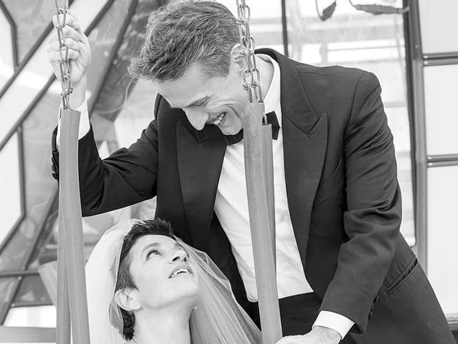 Cesare Bocci: «Io, mia moglie malata e quel pesce d'aprile»
