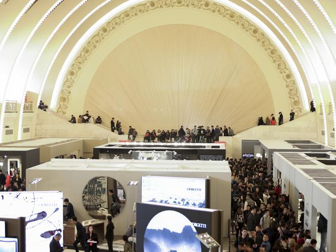 Salone del Mobile. Milano ShanghaiLa trasferta del design Immagini