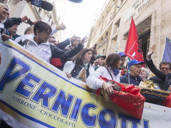 Pernigotti, spunta l'ipotesi del crowdfunding per i lavoratori