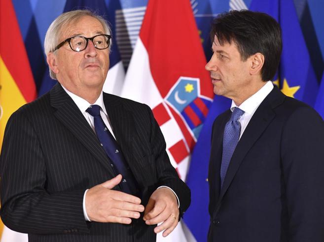 Il governo ora  teme l'EuropaPronta la vendita di immobili