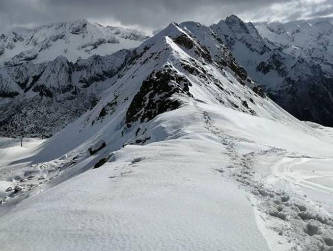 Prima neve sull'Italia: gli scatti dai social Monti e valli imbiancate