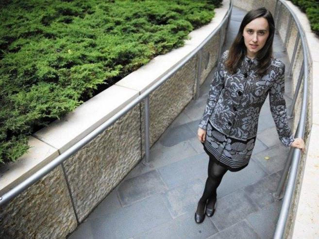 Sabrina, un genio ad Harvard«Lei diventerà  il nuovo Einstein»