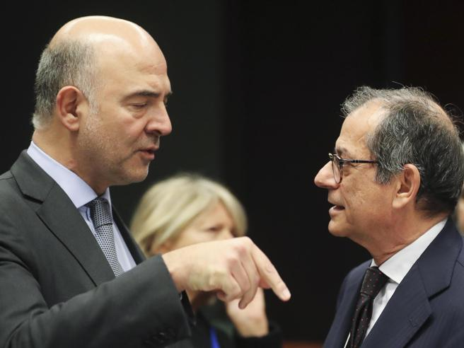 La Ue boccia la manovra italiana «Procedura di infrazione g