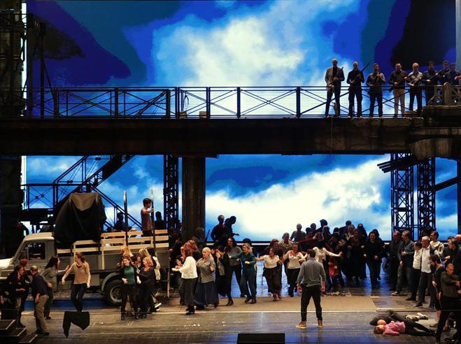 Verso la Prima della Scala: il regista Livermore racconta la sua «Attila»