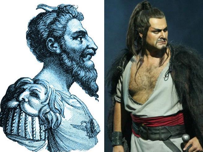 Attila, vero flagello o paziente stratega' Verdi lo racconta in musica nell'opera con cui si apre la Scala