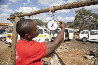 luoghi di aggancio a Nairobi