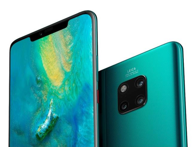 Huawei Mate 20 Pro: cosa c'è dentro al notch? Foto e sicurezza, i segreti