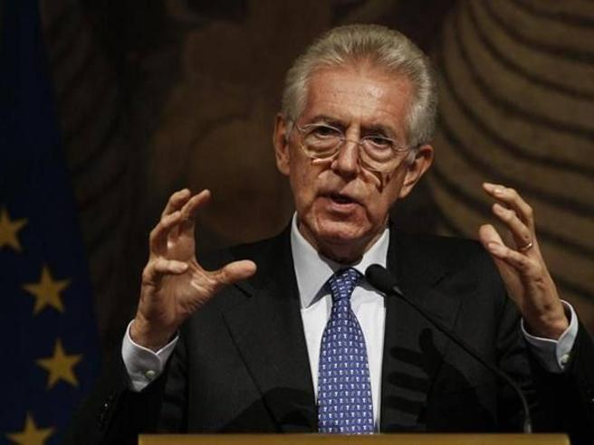 "Monti: ""The Tsipras moment has arrived for the majority"""