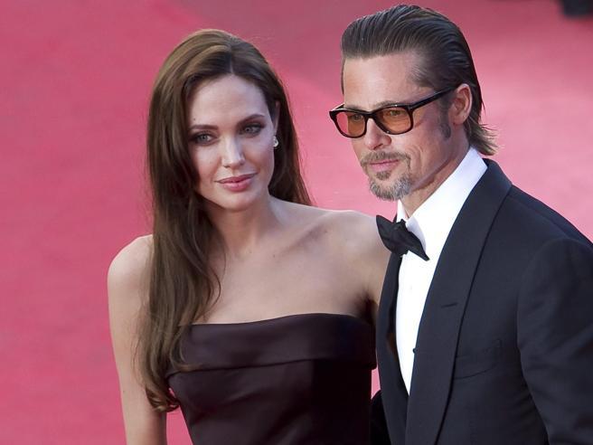 Angelina Jolie e Brad Bitt, trovato l'accordo per la custodia dei figli