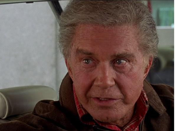 Cliff Robertson interpreta Ben Parker nello Spider-Man di Sam Raimi.