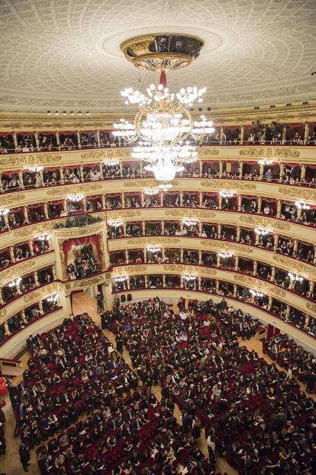 Calendario Teatro Alla Scala.Teatro Alla Scala Aspettando Attila Protagonisti E Dietro