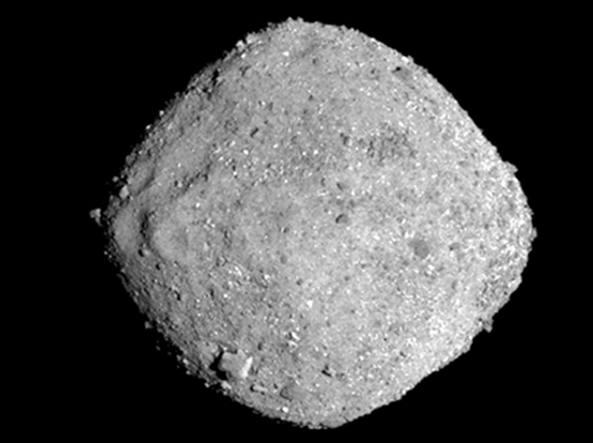 L'asteroide Bennu raggiunto dalla sonda Osiris-Rex - Corriere.it
