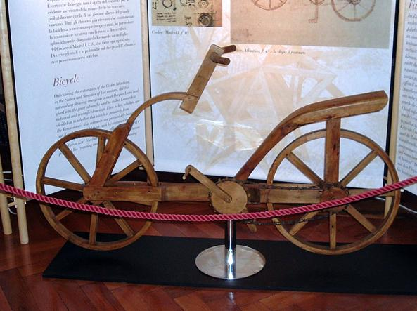 Leonardo Inventò La Bicicletta Tre Film Sui Misteri Del Genio