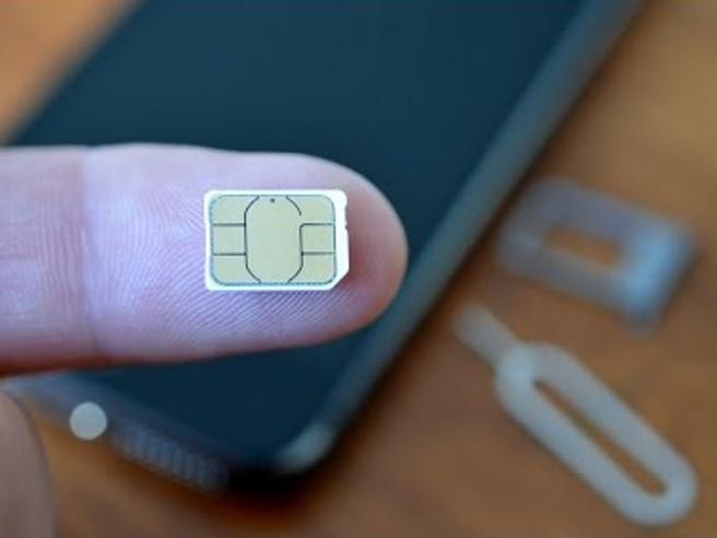 La tua scheda Sim dello smartphone può valere una fortuna