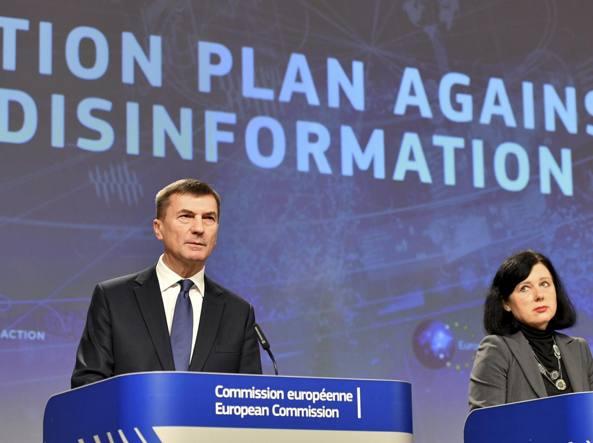 Fake news, la denuncia della Ue: «La Russia spende 1,1 miliardi l'anno per la disinformazione»