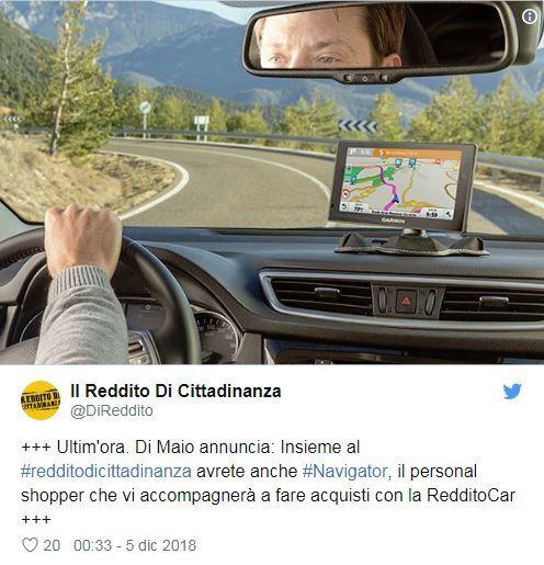 Di Maio E Il Navigator Per I Disoccupati Ironia Sui Social Corriere It