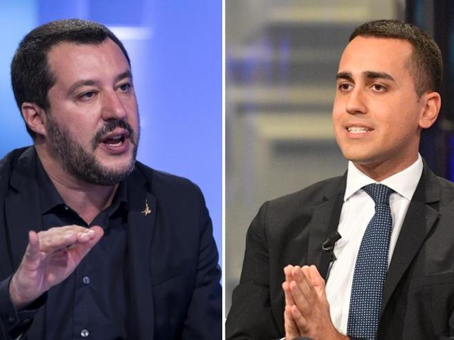 Tassa sulle auto inquinanti, Salvini: «Non ci sarà». Di Maio: «Si può migliorare. Castelli: «È nel contratto»