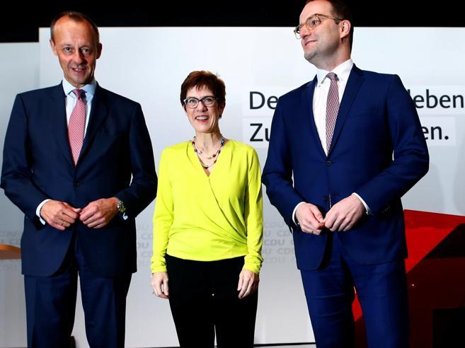 Matricidi, oracoli e vendette per  il dopo Merkel