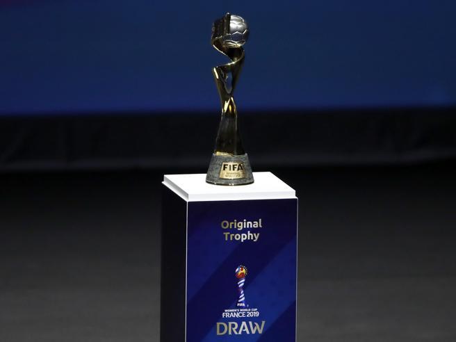 Calcio, Mondiale donne 2019: Italia con Australia, Brasile e Giamaica