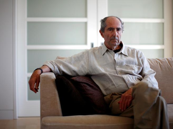 «Philip Roth? Un filosofo»Su «la Lettura» i suoi ultimi giorni