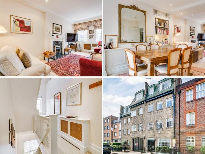 Londra, in vendita a Chelsea la casa dove vissero Kate e Pippa Middleton