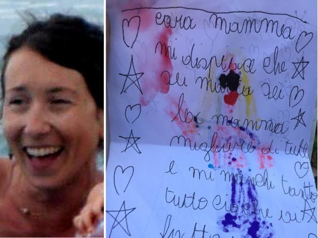 «Cara mamma, mi spiace che sei morta»: la lettera delle bimb