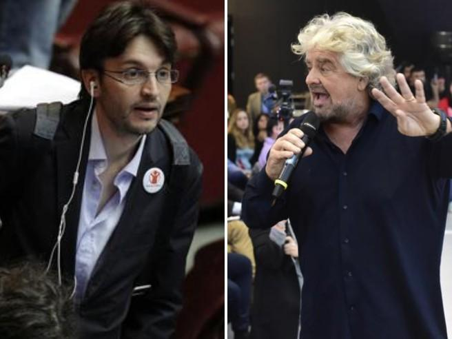 Grillo ironizza: «Offro il doppio di Berlusconi». Dall'Osso: