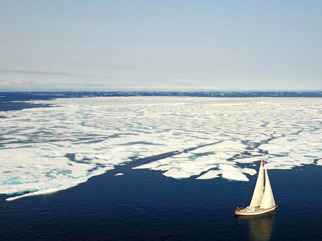 Groenlandia, i  ghiacci  sciolti  più rapidamente del previsto