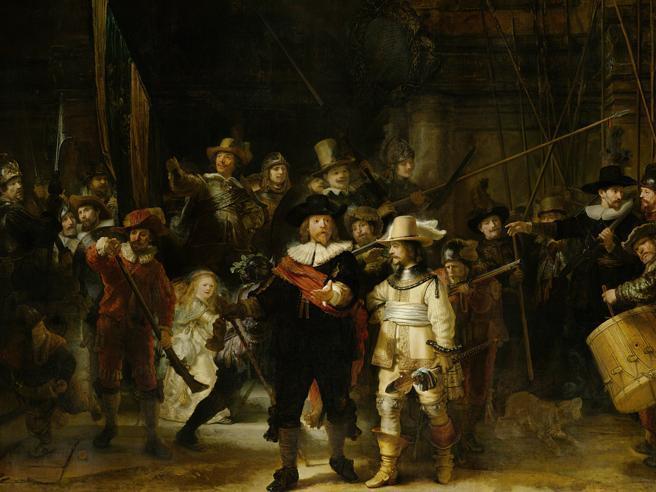 Rembrandt, il pittoreche «inventò il cinema»