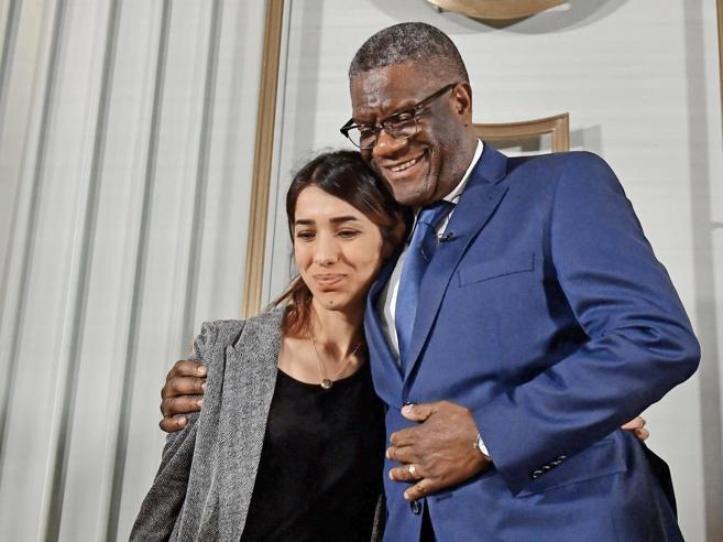 Nobel per la pace a Nadia Murad Ma i premi non bastano